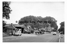 bb0527 - Site of Brampton Town Railway Station , Cumbria in 1962 - photograph