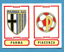 CALCIATORI PANINI 1982-83 Figurina-Sticker n.411 -PARMA#PIACENZA - SCUDETTO -New