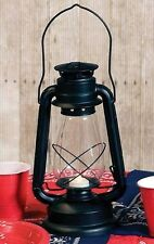 WESTERN LANTERN THAT HOLDS VOTIVE CANDLE An authentic looking centerpiece!