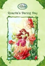 Rosetta's Daring Day (Disney Fairies) (A Stepping Stone Book(TM))-ExLibrary