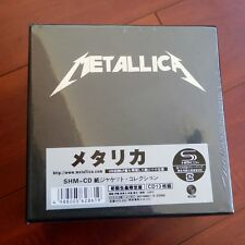 "NEW SEALED! Metallica ""The Album Collection"" 13 CD Mini-LP Box Set Free Shipping"