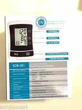 EMI Fully Automatic Upper Arm Digital Blood Pressure Monitor - US Seller