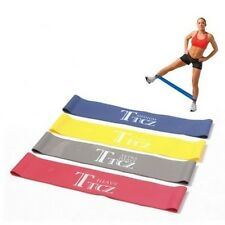 New Fitness Loop Ankle Workout Exercise Leg Butt Lift Resistance Bands (4 sets)