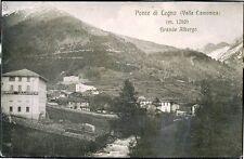 1910 - Ponte di Legno - Grande Albergo