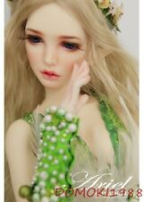1/3 Bjd Doll supiadoll Ariel FACE MAKE UP+FREE EYES