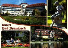 Bad Brambach , Ansichtskarte , 2012 gelaufen