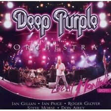 "DEEP PURPLE ""LIVE AT MONTREUX 2011"" 2 CD NEU"