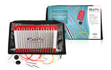 Knitpro Nova Metal Deluxe Set Intercambiables Knitting Needles