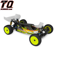 JConcepts 0314L Light S2 Clear Body with Aero Wing: B6, B6D, JCO0314L Fast ship
