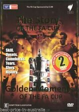 The Story Of The FA CUP / FA CUP Golden Moments DVDSOCCER FOOTBALL 2-DISCS
