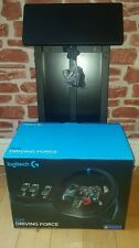 Logitech G29 Racing steering Wheel with pedals & stand boxed excellent condition