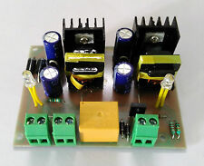 12v SOLAR CHARGE CONTROLLER / STREET LIGHT CONTROLLER / 6 AMP