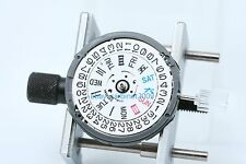 Genuine Japan made NH36A automatic day date movement