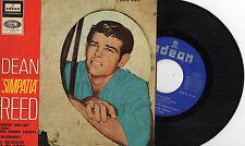 """DEAN REED - Sympathie + 3, SG 7"""" SELTEN SPANIEN 1966 IN / AUF / IM ESPAÑOL"""