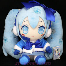 Vocaloid SNOW HATSUNE MIKU Plush Doll 2012 ver. Yuki JAPAN