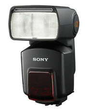 Sony HVL F58AM Shoe Mount Flash For Sony SLR Alpha A -Mount  + FT-324 adapter
