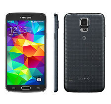 UNLOCKED SAMSUNG GALAXY S5 SM-G900A 16GB 16MP 4G LTE ANDROID SMARTPHONE - BLACK