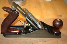 Vintage Collectable Stanley Bailey no 4 Smoothing Plane