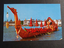 CPM THAILAND THE SUPANNAHONGSE THAI ROYAL STATE BARGE BANGKOK