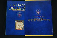 La Danza Delle Ore, by George Gordon, Twentieth Century Wristwatches, 376 pages