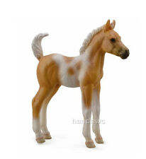 CollectA 88669 Standing Palomino Pinto Foal Horse Model Toy New for 2014 - NIP