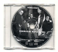 Cd PROMO ENRICO RUGGERI Indigestione disko - cds cd singolo single 2004 Punk