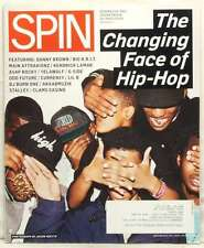 SPIN MAGAZINE CHANGING FACE OF HIP HOP YELAWOLF CURREN$Y BIG K.R.I.T. LIL B RARE