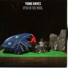 (68D) Young Knives, Dyed In The Wool - DJ CD