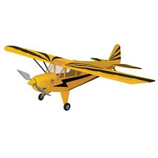 THE WORLD MODELS CLIPPED WING CUB EP (YELLOW) Radio Control Airplane 3-cell
