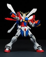 Bandai MG 1/100 G God Gundam Fighter Neo Japan Robot Anime Model Kit Toy S P G X