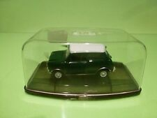 AUTO PILEN MINI COOPER - GREEN 1:43  - EXCELLENT IN BOX