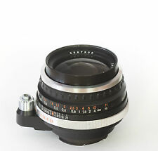 Carl zeiss JENA DDR FLEKTOGON 35mm f2.8 'de Jena' dugroupe EXAKTA