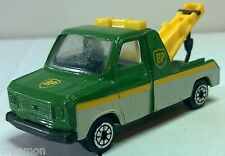 FORD TRANSIT WRECKER BP Abschleppwagen CORGI JUNIORS Whizz Wheels ca. 1:72