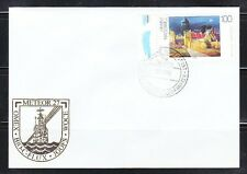 Germany 1995 sonderbrief cover Marine FS Meteor 27 expedition North Atlantic