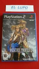 VALKYRIE PROFILE 2 SILMERIA PS2 SONY NEUF SOUS BLISTER VERSION FRANCAISE