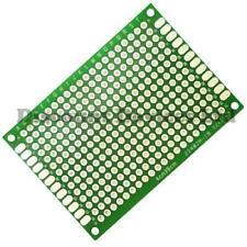 5x  40x60mm Double sided Copper Prototype PCB Matrix  Epoxy Glass Fibre Board
