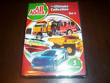 All About The Ultimate Collection Vol.2 Boats Ships Cars Construction DVD NEW