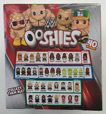 Season 1 - WWE WRESTLING  Ooshies COMPLETE  FULL SET OF 40 OOSHIES , NO DOUBLES.