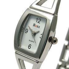 Boxx Ladies Small Neat Fashion Bracelet Watch Silver tone #2