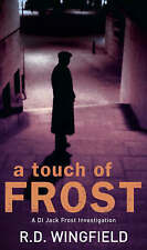 A touch of frost: (Di Jack Frost Book 6) by R D  Wingfield - New Book