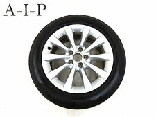Audi A6 4G C7 8x17 ET39 10 Spokes Complete wheel 4G0601025AG 225/55 R17 97Y /A6