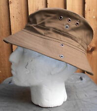 SOUTH AFRICA NUTRIA BROWN BOONIE / BUSH HAT- SIZE 62 - NEW