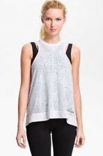 new adidas by Stella McCartney womens girls studio yoga image tee (Z38036) 2XS