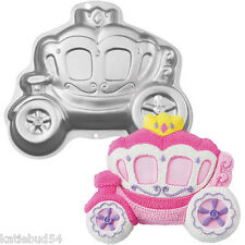 Wilton Carriage Princess Stagecoach Cake Pan  2105-1027