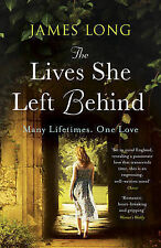 The Lives She Left Behind, Long, James, Acceptable Book