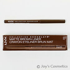"""1 NYX Collection Chocolate Eye Liner """"CC 02 - Matte Brown""""   *Joy's cosmetics*"""