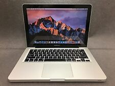 "Apple MacBook Pro A1278 13.3"" Laptop MD101LL/A (June, 2012) 2.5GHz 8GB 120GB SSD"