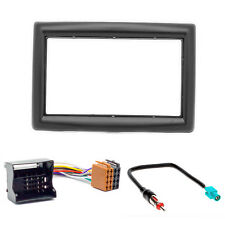CARAV 11-151-27-7 Install dash Kit double DIN trim for RENAULT Mégane II ISO Set