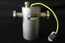 """Huntington FT-153 Molecular Sieve Foreline Trap with Heater 2.75"""" Conflat CF CFF"""