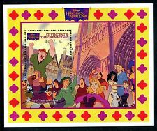 St Vincent Grenadines 2370 Fairy Tales Hunchback of the Notre Dame 1998 x17036b